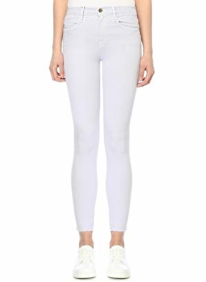 Frame Denim Yüksek Bel Skinny Jean Pantolon